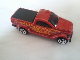 Hot Wheels Dodge Power Wagons