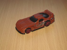 Hot Wheels Dodge Viper GTS-R