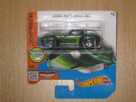 Hot Wheels Ford Cobra Shelby Concept