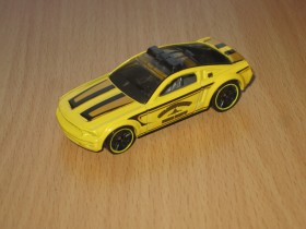 Hot Wheels Ford Mustang GT Concept
