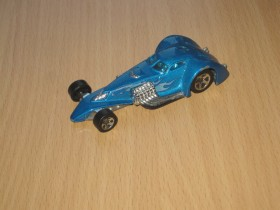 Hot Wheels Hammered Coupe