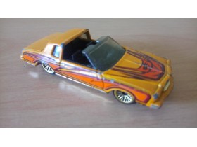 Hot Wheels - Montezooma