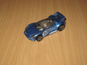 Hot Wheels Quick N Sik