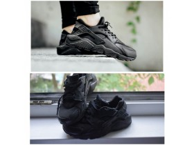 Huarache triple black