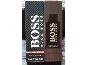 Hugo Boss-The Scent/Hugo Boss Bottled Sport
