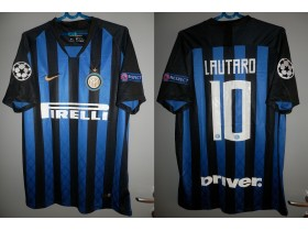 INTER 2018-19 Lautaro Martinez 10 (Champions league)