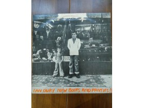 Ian Dury,New boots and panties