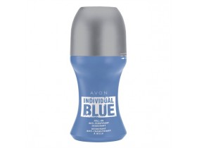 Individual Blue roll-on antiperspirant dezodorans