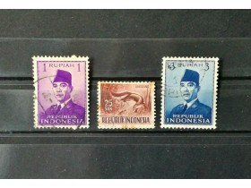Indonezija (3 kom)