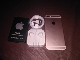 Iphone 6s 16gb stanje 10/10 rosegold