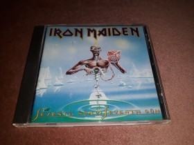 Iron Maiden- Seventh Son Of A Seventh Son- 1988. god.