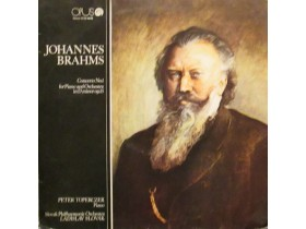 J.BRAHMS - Concerto No.1 For Piano And Orch.