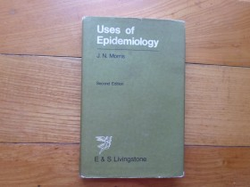 J. N MORRIS - USES OF EPIDEMIOLOGY NA ENGLESKOM