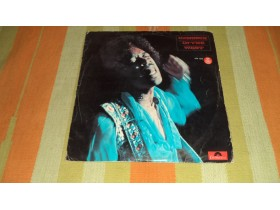 JIMI HENDRIX - IN THE WEST  (LP - Album  PGP RTB)