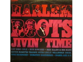 JIVIN' TIME..HARLEM REOOTS VOL.4 - Various Artists