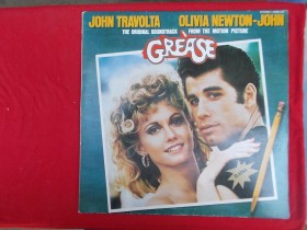 JOHN TRAVOLTA OLIVIA NEWTON- JOHN Grease