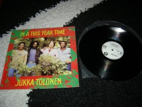 JUKKA TOLONEN IN A THIS YEAR TIME LP