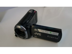 JVC Everio Camcorder GZ-MS110BE