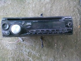 JVC MP3 CD PLAYER
