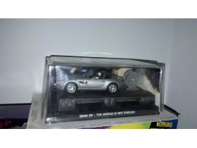 James Bond 1-43 BMW Z8 The world is not enough