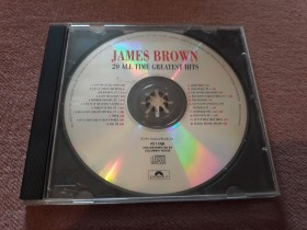 James Brown- 20 All Time Greatest Hits- 1991. god.