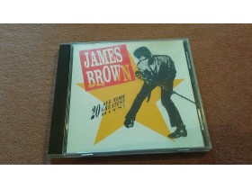 James Brown- 20 All Time Greatest Hits!- Made In USA