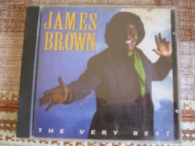 James Brown - CD iz privatne kolekcije