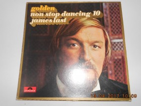 James Last - Golden dancing 10 2 LP (Geman press)RETKO