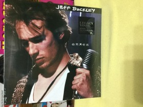 Jeff Buckley- grace. Novo
