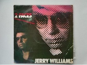 Jerry Williams - 2 Faces LP