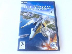 Jet Storm Modern Dogfights pc igrica