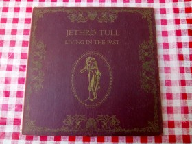 Jethro Tull - Living In The Past (Germany) dupli