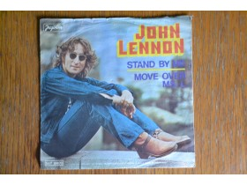 John Lennon - Stand By Me / Move Over Ms. L