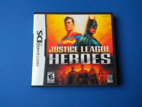 Justice League: Heroes - Nintendo DS