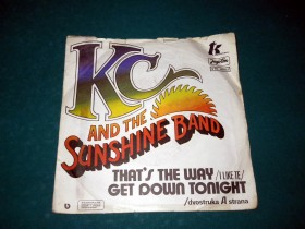 KC & THE SUNSHINE BAND-That's The Way/Get Down Ton