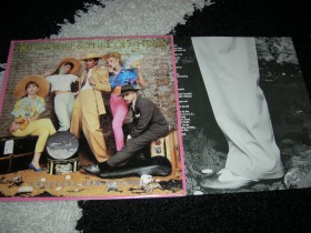 KID CREOLE  TROPICAL GAGNGSTERS lp