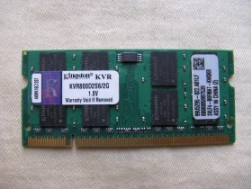 KVR800D2S6/2G - DDR2