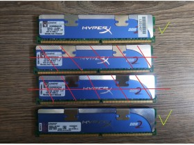 Kingston HyperX ddr2 4gb