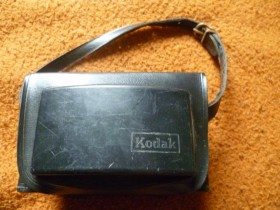 Kodak Instamatic 133, Made In England