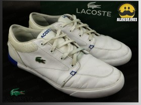 LACOSTE  BAYLISS patike KOŽA