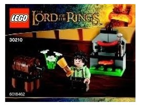 LEGO LORD OF RINGS--30210-NOVO