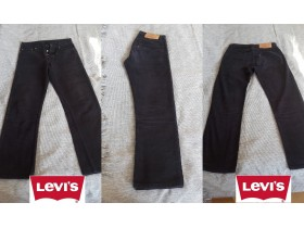 LEVIS 501 ORIGINAL farmerke, KVALITETNE, MADE IN USA!!!