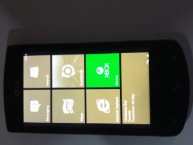 LG windows telefon