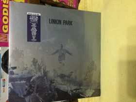 LINKIN PARK- recharged 2 lp Eu WB record. Novo