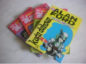 LOT ALAN FORD NECITANI U FOLIJI