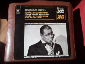 LOUIS ARMSTRONG - Rare recordings of the 20s HOL. press
