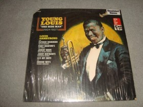LOUIS ARMSTRONG - YOUNG LOUIS  ( USA )