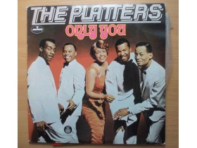 LP - ONLY YOU - THE PLATTERS - DUPLI LP