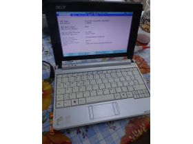 Lap top `ACER` Aspire One ZG5
