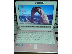 Laptop Acer Aspire One Roze